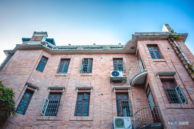 広州市文物保護単位旧民居建築区春園1