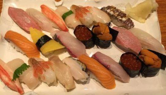 Sushi No Natsubori