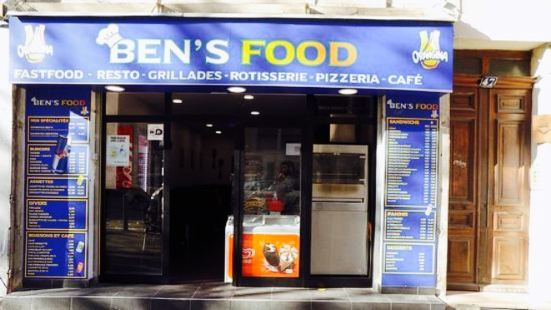 Ben's Food