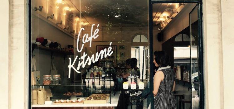 Cafe Kitsune2