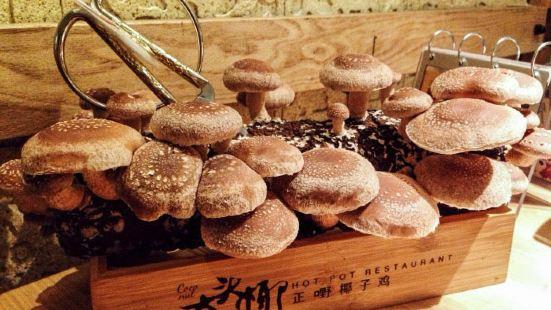 Da Tou Ye Zheng Ye Coconut Ji ( The Mixc )