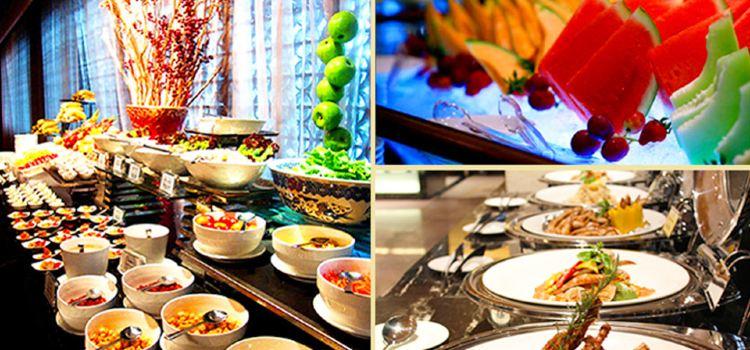 世貿大酒店香榭麗咖啡廳2