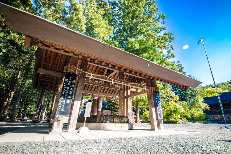 Hokkaido Shrine2