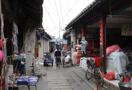 Daqiaozhengu Street