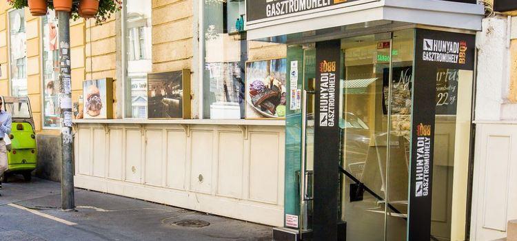 Hunyadi Gasztro Workshop & BBQ