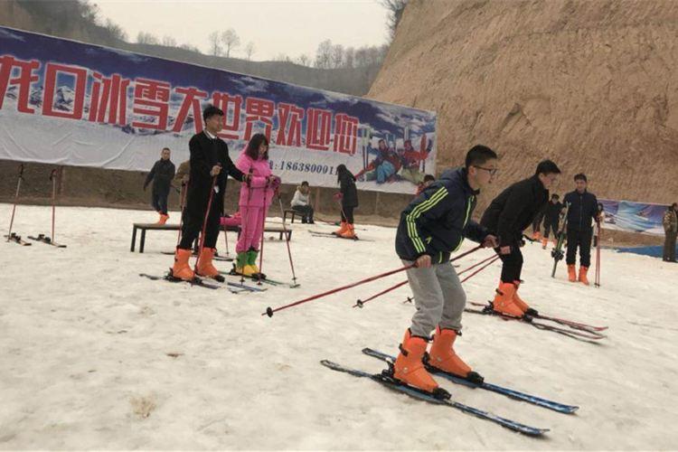 九龍口滑雪樂園1