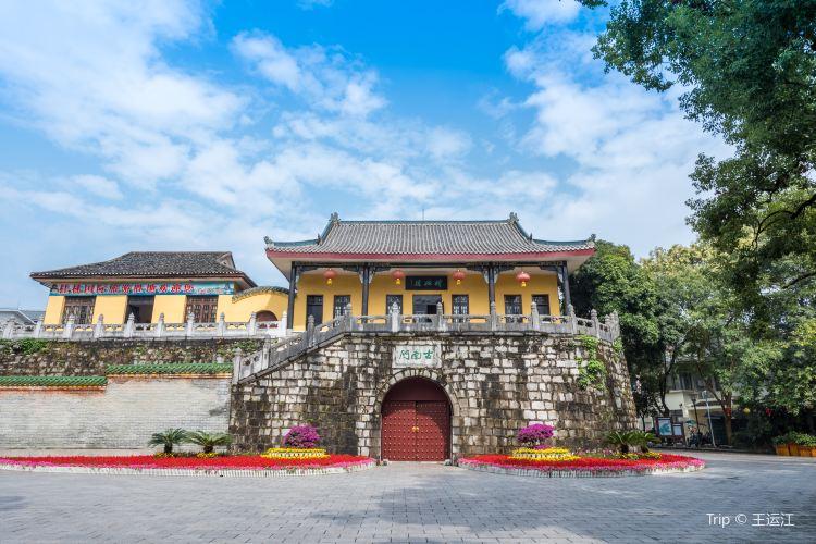 Rongshanhu Tourism Resort1