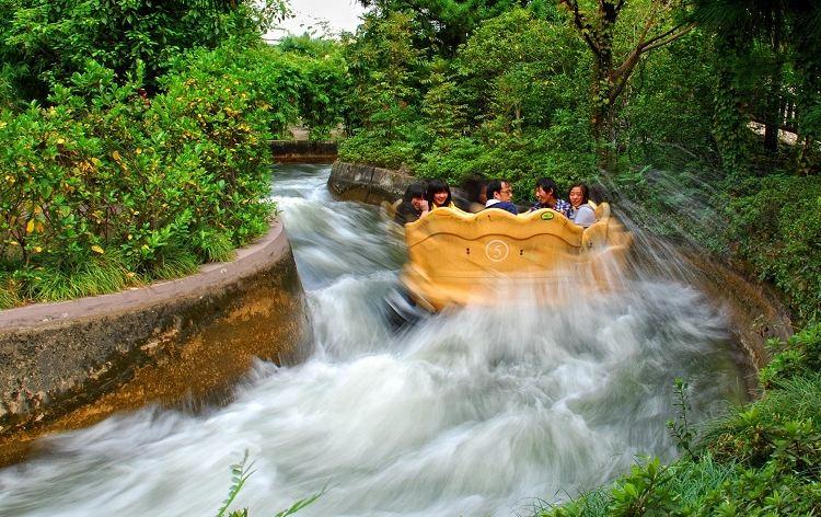 Jinjiang Action Park4