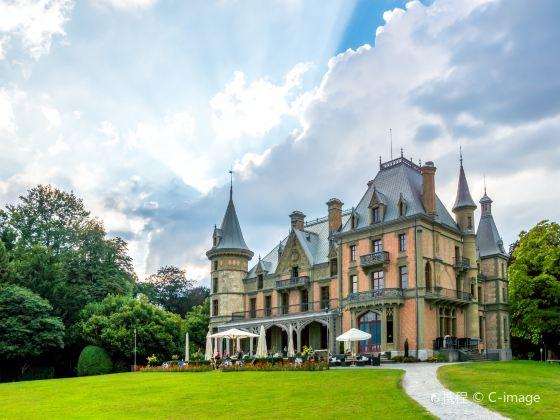 Schadau Park and Castle