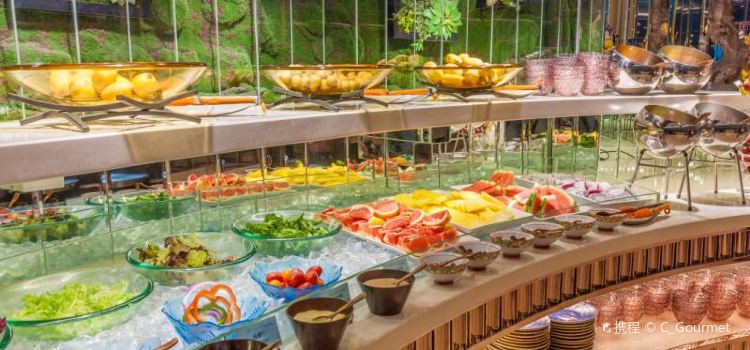 友好飯店西湖旋轉餐廳2