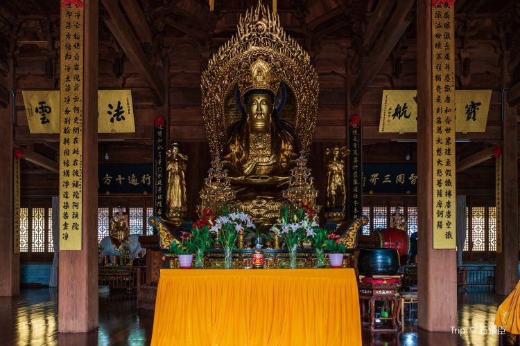 Jiangxin Temple3