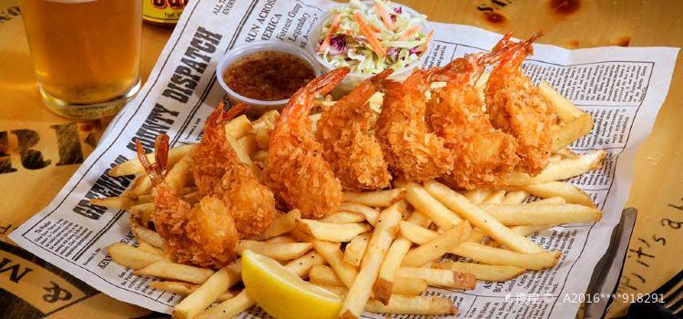 Bubba Gump Shrimp Co.(Saipan)