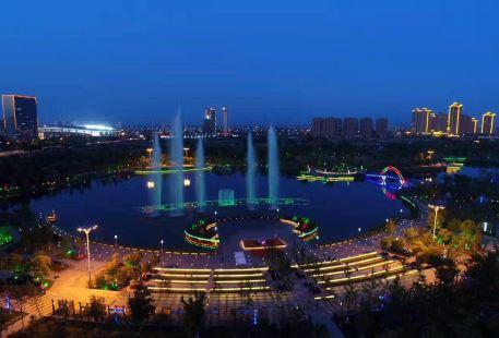 龍遊河生態公園