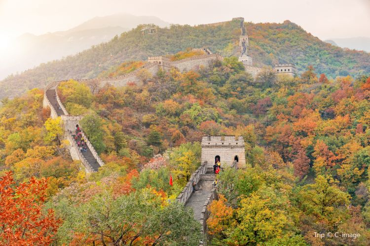 Badaling Great Wall2