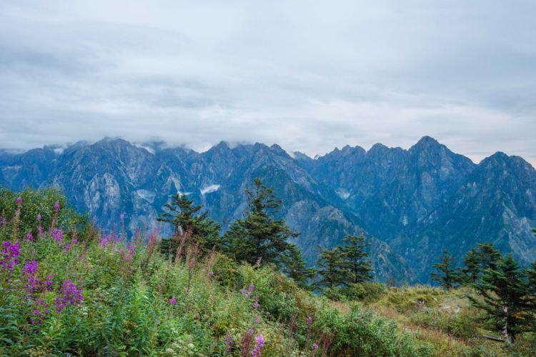 Jiufeng Mountain Scenic Area4