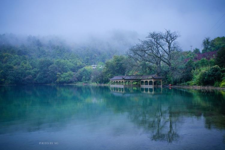 Wenxiantianchiguojia Forest Park1