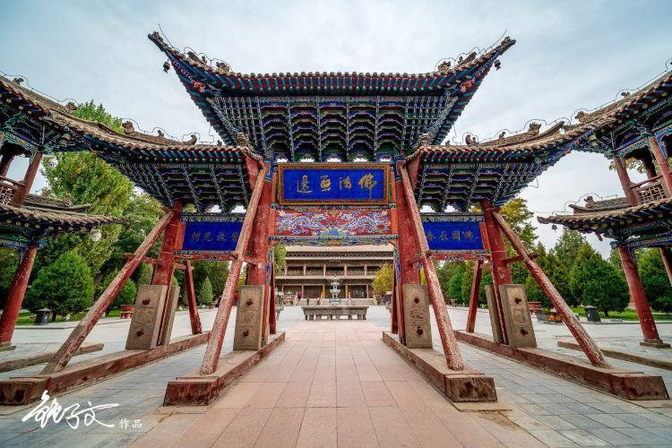 Zhangye Buddhist Temple4