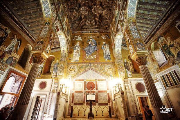 諾曼王宮和帕拉提那禮拜堂3