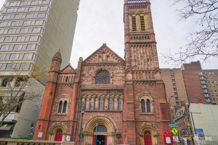 The Church of the Holy Trinity Rittenhouse Square1