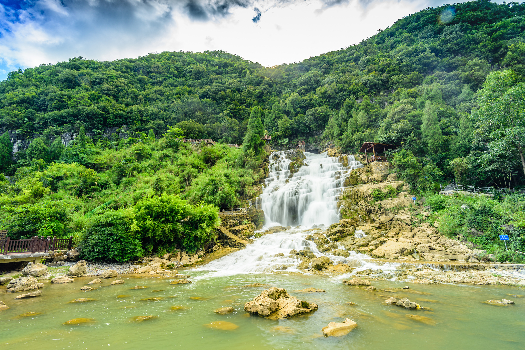 Shenquan Valley Leisure Tourism Resort
