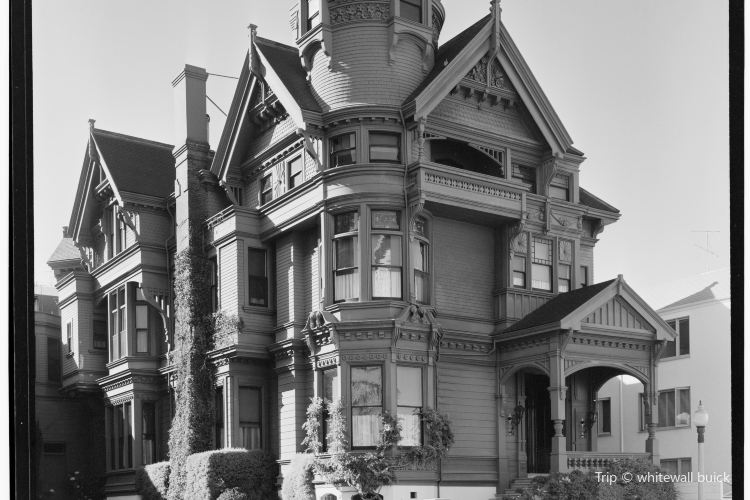 Haas-Lilienthal House1