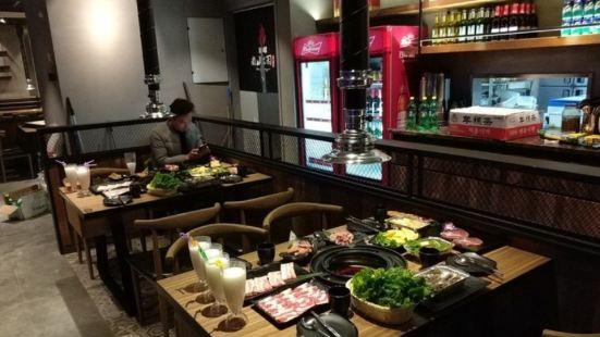 南山公園炭火烤肉(東魚坊店)