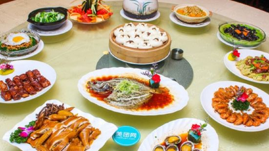 長江國際酒店中餐廳