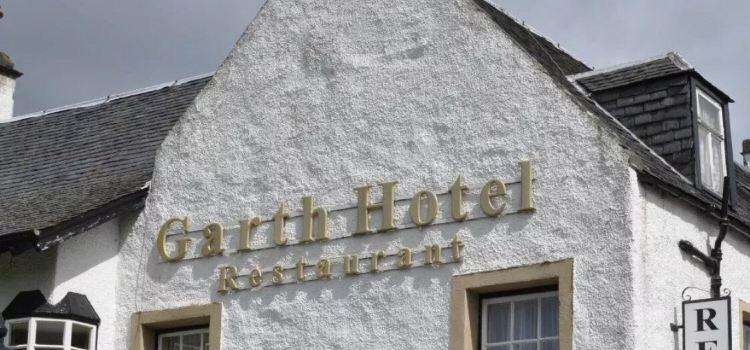 Garth Restaurant in the Garth Hotel2