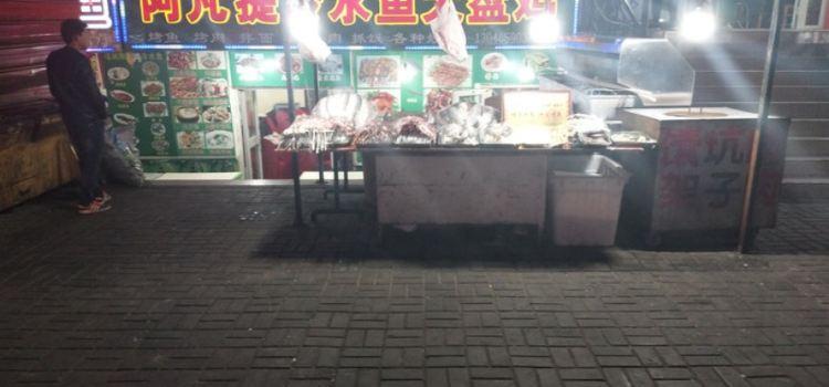 阿凡提冷水魚大盤雞1