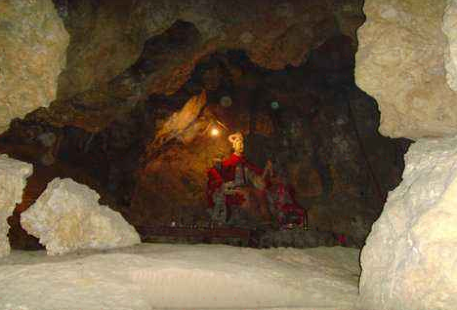Changbai Mountain Fairy Cave