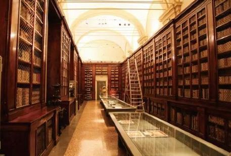 多莫斯伽利略圖書館