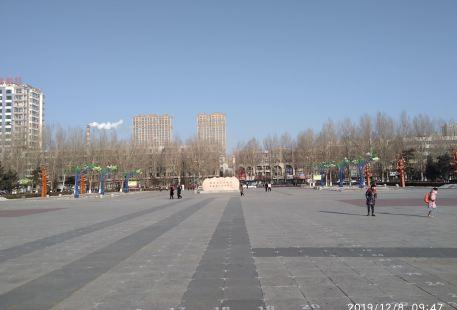 Nong'an Longfu Square