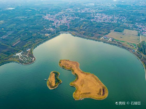 Heming Lake Scenic Spot