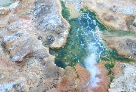 The Healing Thermal Springs of Edipsos