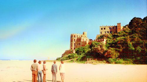 Noetzie Castles & Beach