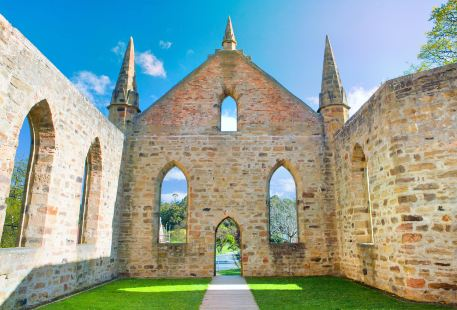 監獄教堂歷史遺址