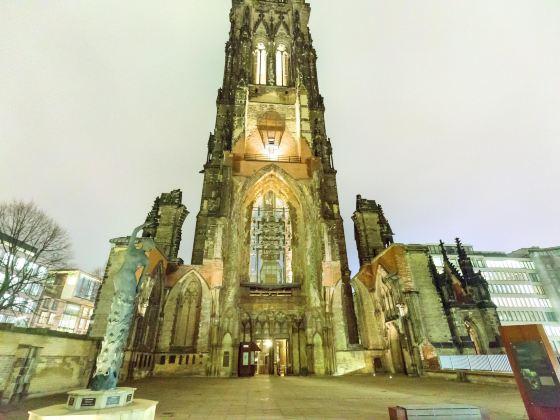 St Nikolai Memorial