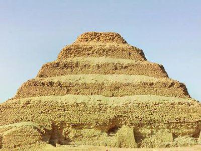 ジェゼル王の階段ピラミッド