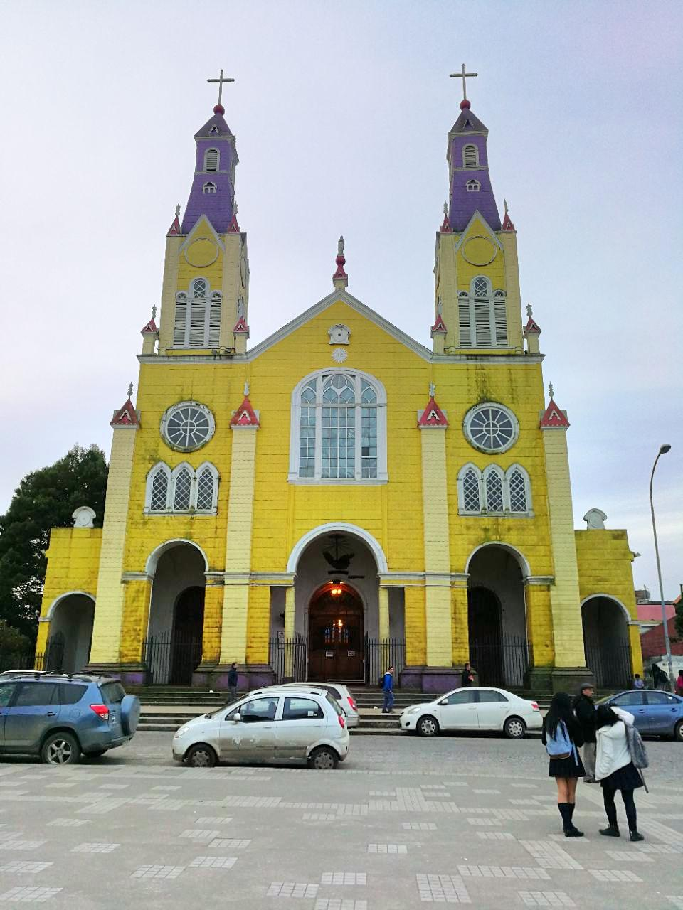 Church of Chiloé