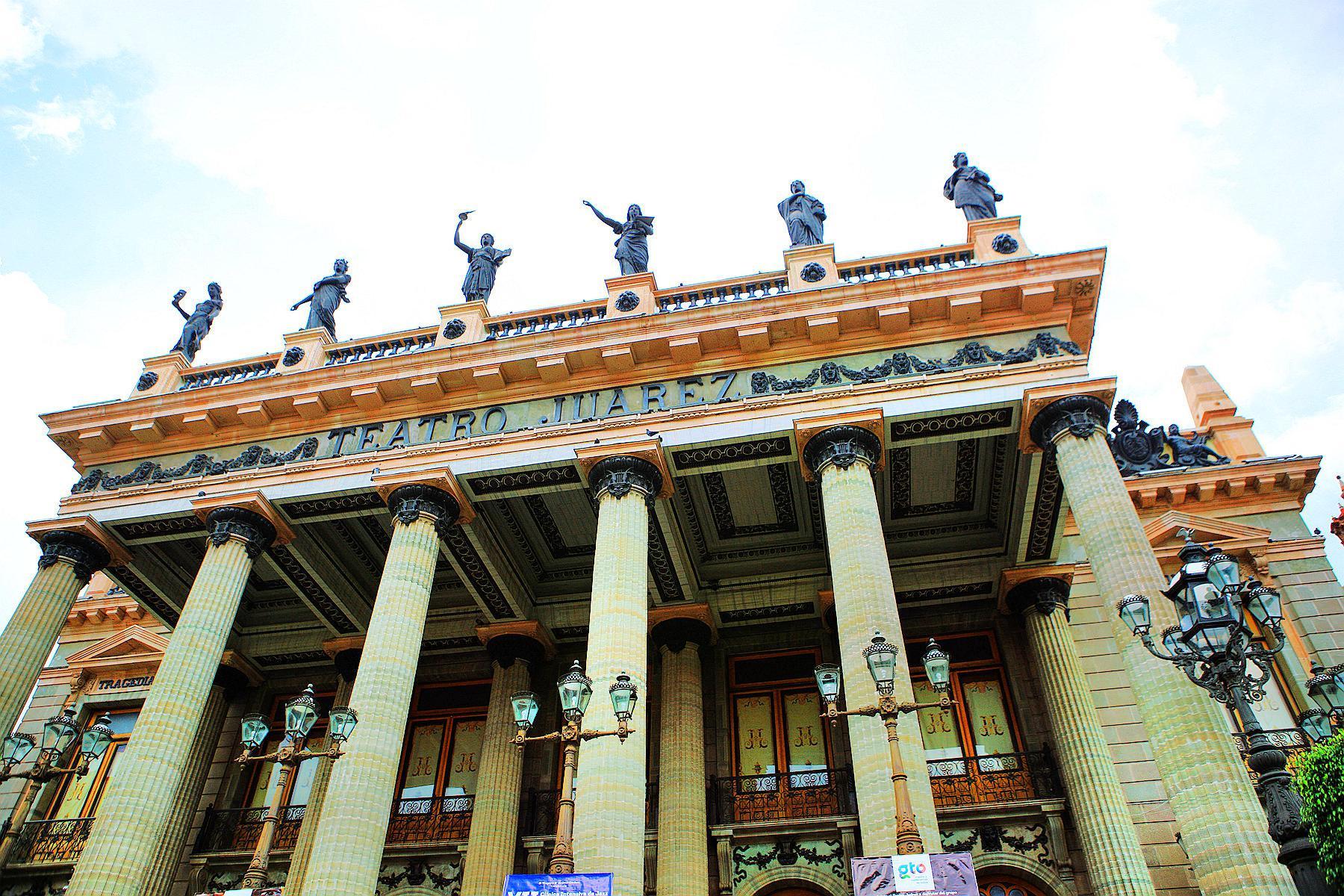 胡亞雷斯劇院