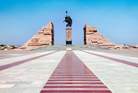 Mausoleum of Genghis Khan