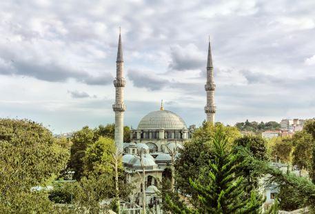 艾鬱普蘇丹清真寺