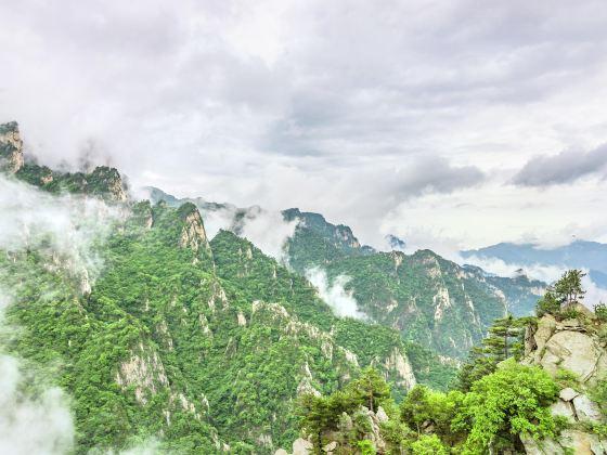 Funiushan Geopark-P.R.China