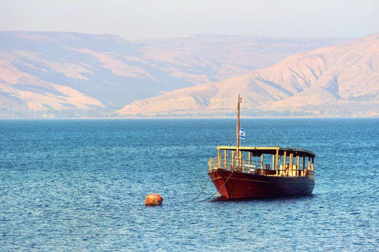 ティベリアス湖