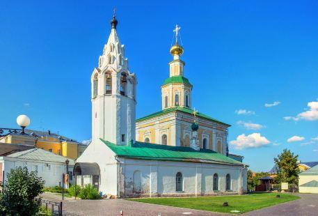 Saint George Cathedral in Vladimir