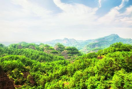 Wuyi Mountain Forest Park