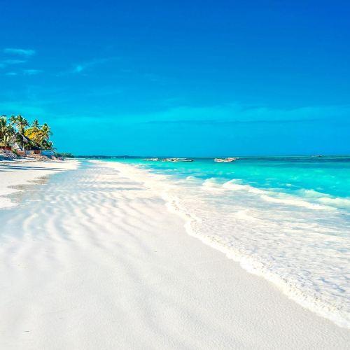 Jambiani海灘