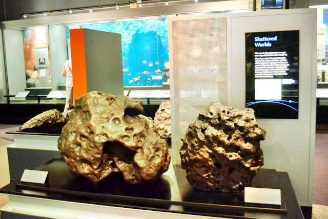 礦物和地質展覽館