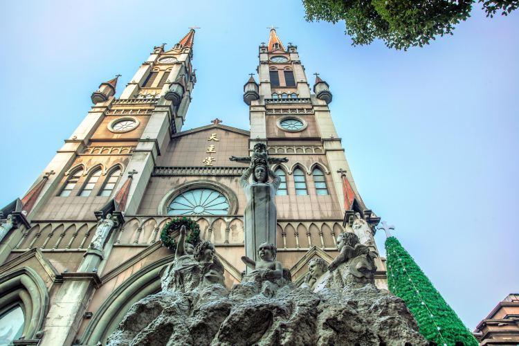 藥行街天主堂