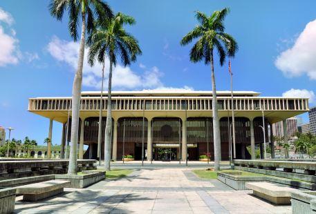 夏威夷州議會大廈